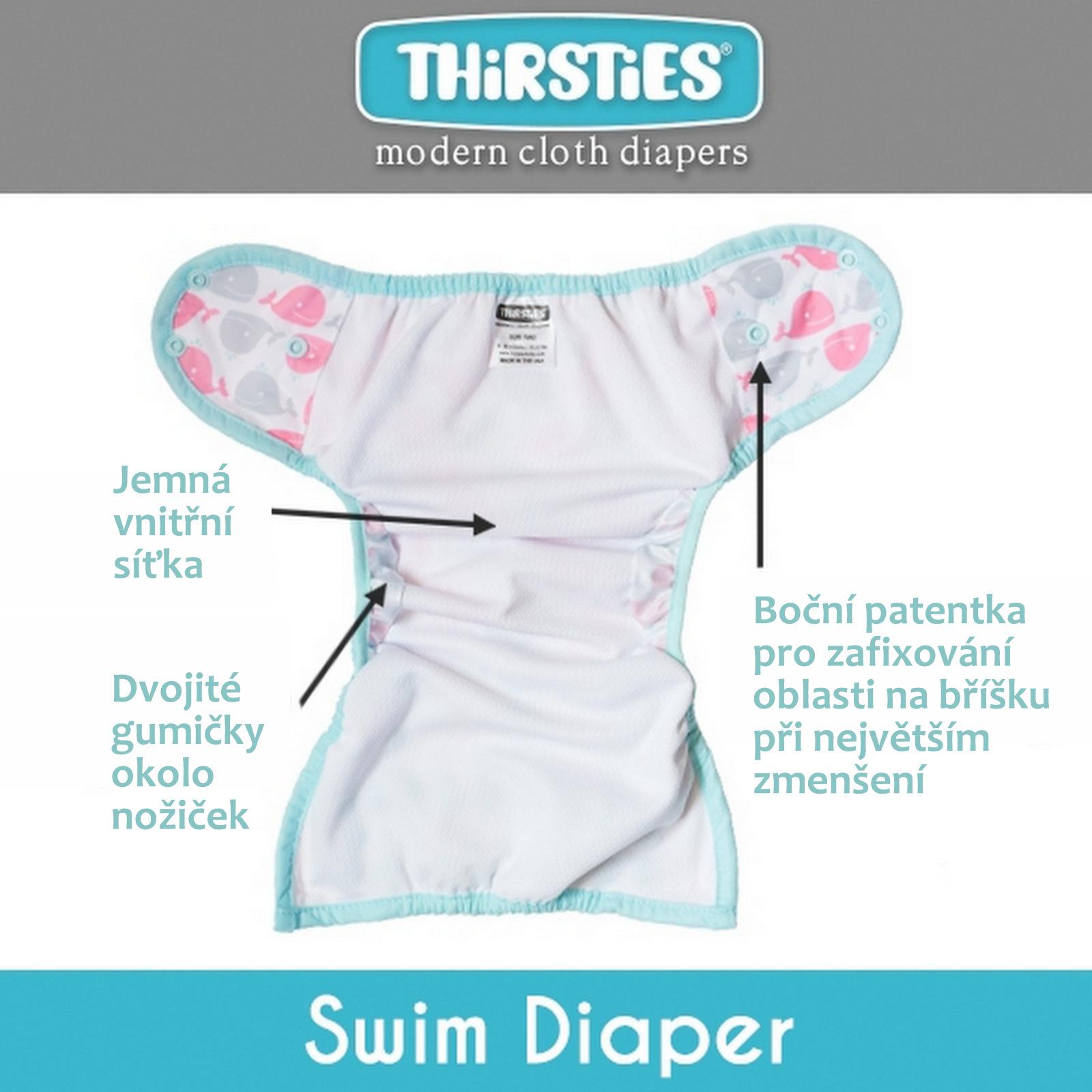 Thirsties Swim Info