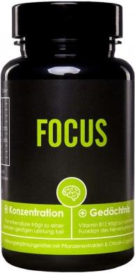 Focus Pills