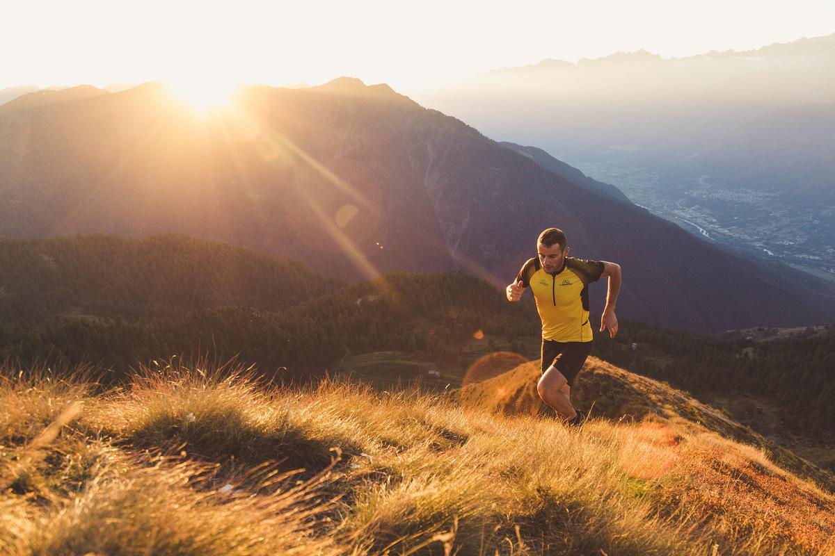 Michele Boscacci trail running