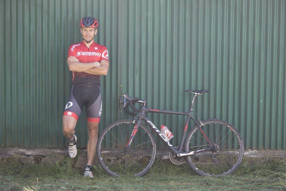 Michele Boscacci bike