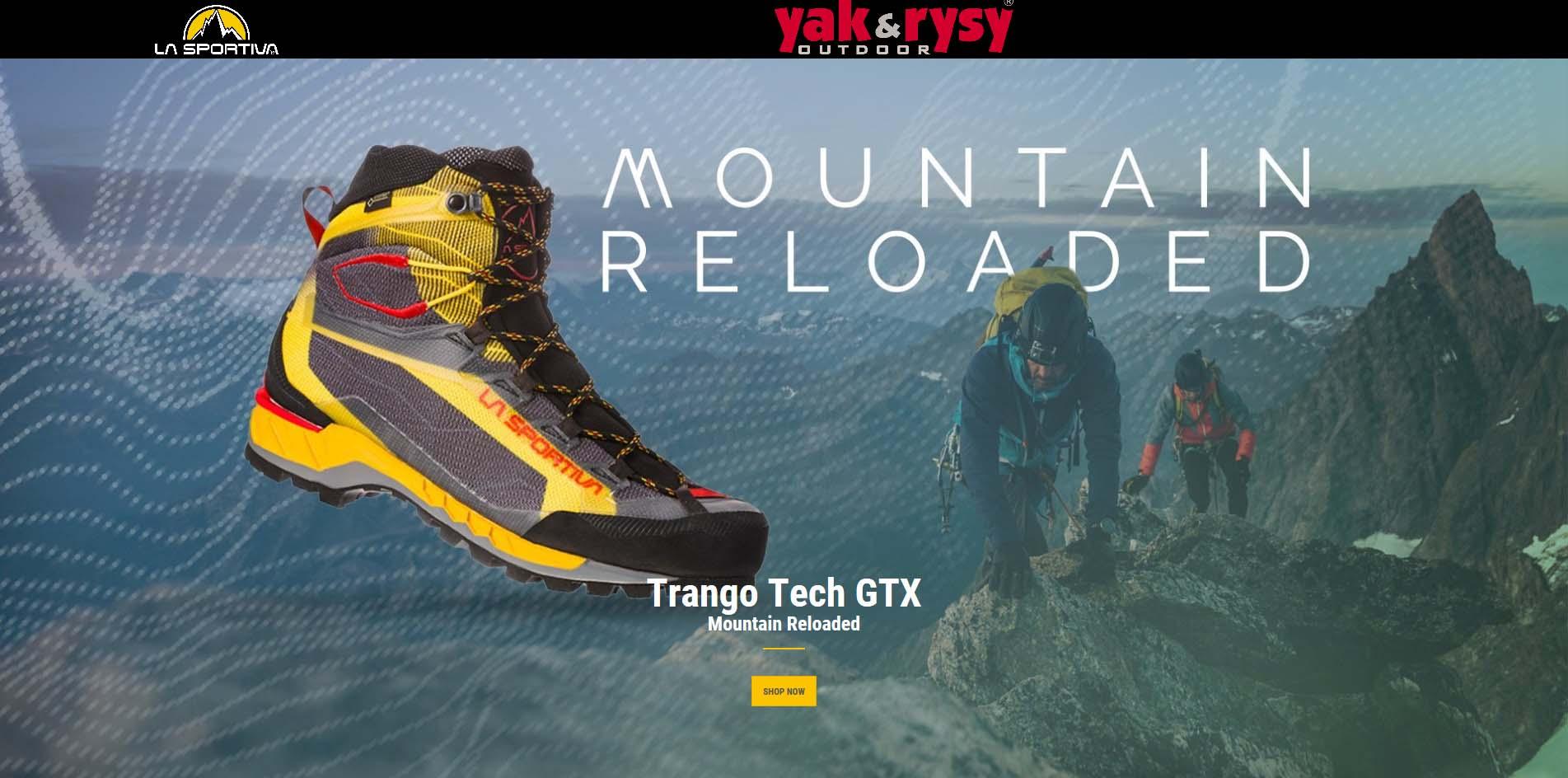 Trango Tech GTX 01
