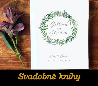 Svadobné knihy hostí, svadobné pierka