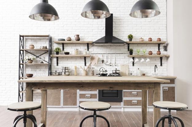 moderní svítidla do kuchyně