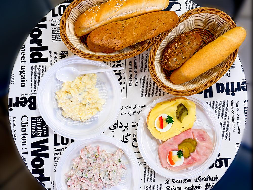 Bufet a rýchle občerstvenie s lahôdkami v Skalici