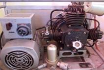 3 stupňový kompresor 230Bar