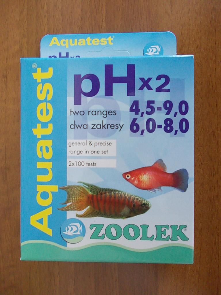 Aquatest ph 01