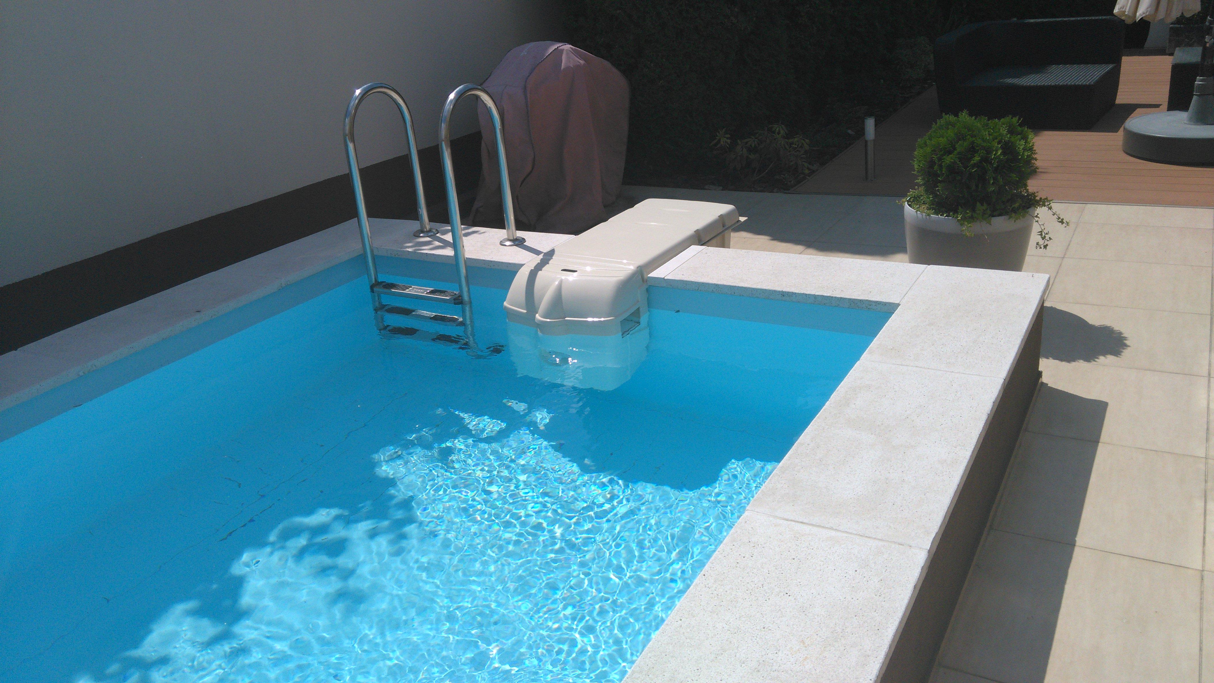 bazén 5x3x1,2m částečně zapuštěný- fólie Alkorplan