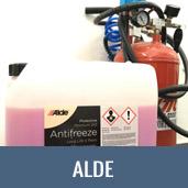 Výměna topné kapaliny Alde v obytných vozech