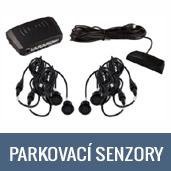 Montáž parkovacích senzorů pro obytná auta, dodávky