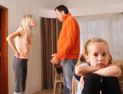 Konflikt v rodine