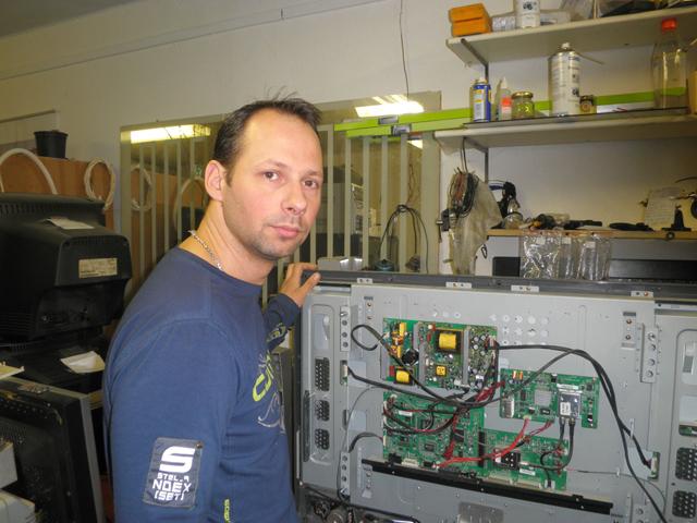 servisný technik