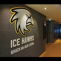 leithana hockey arena