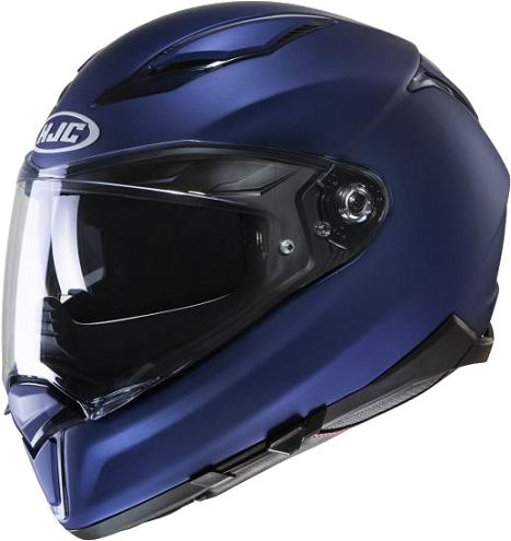 Přilba HJC F70 Semi metallic blue