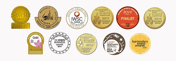 F. Voyer XO Gold ocenenia
